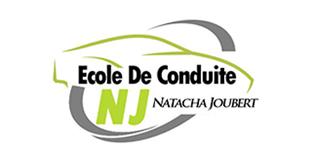 NJ Auto-école Logo
